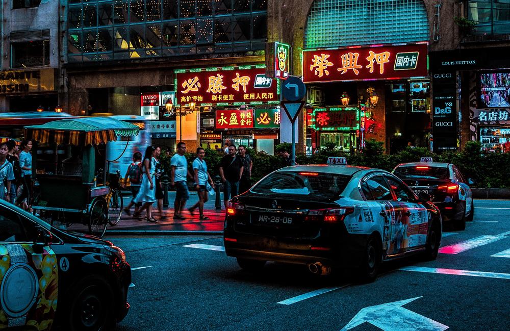 Calles de China, donde se podrá vender jamón ibérico en piezas enteras